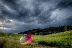 Les couleurs de l'orage