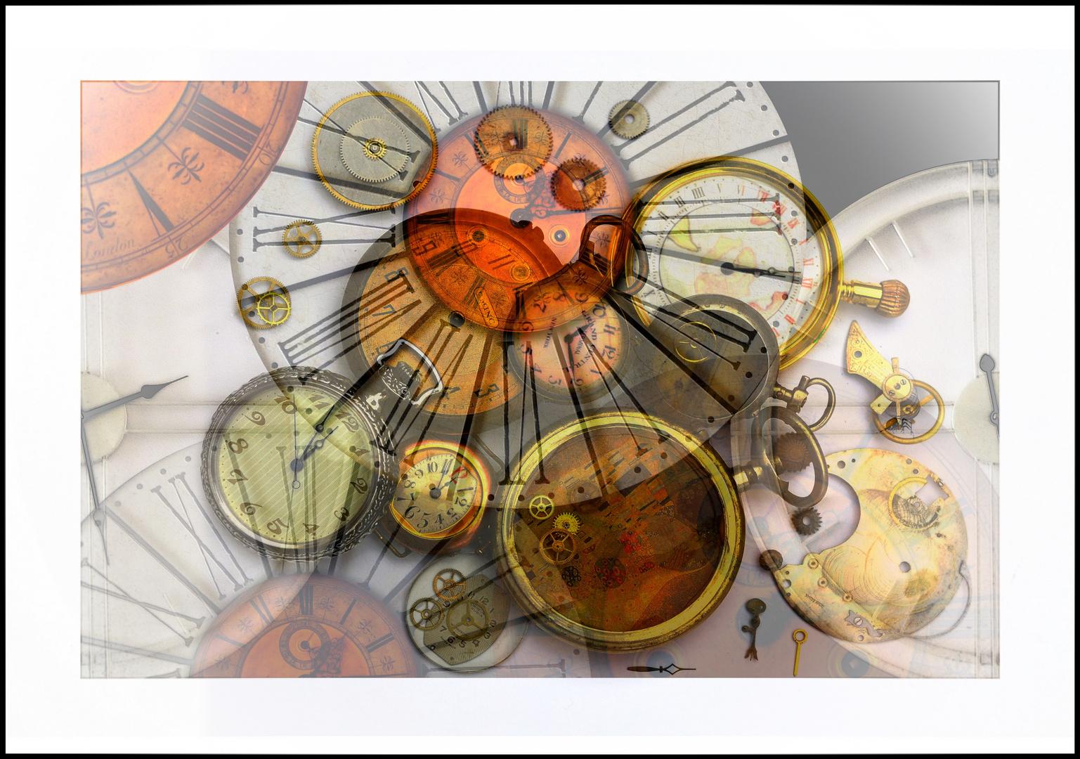 Les Délires du Temps - 4