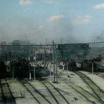 Les derniers jours de la traction à vapeur au dépôt de Paris-La Villette