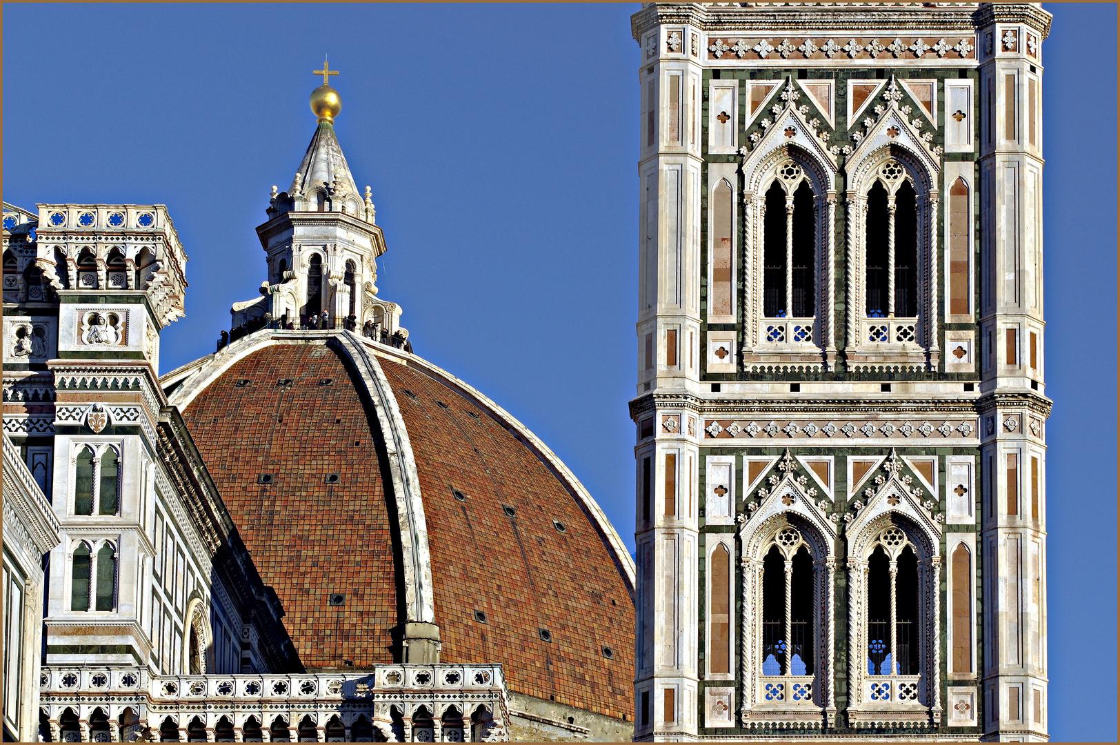 les détails qui comptent ....de giotto à brunelleschi ...