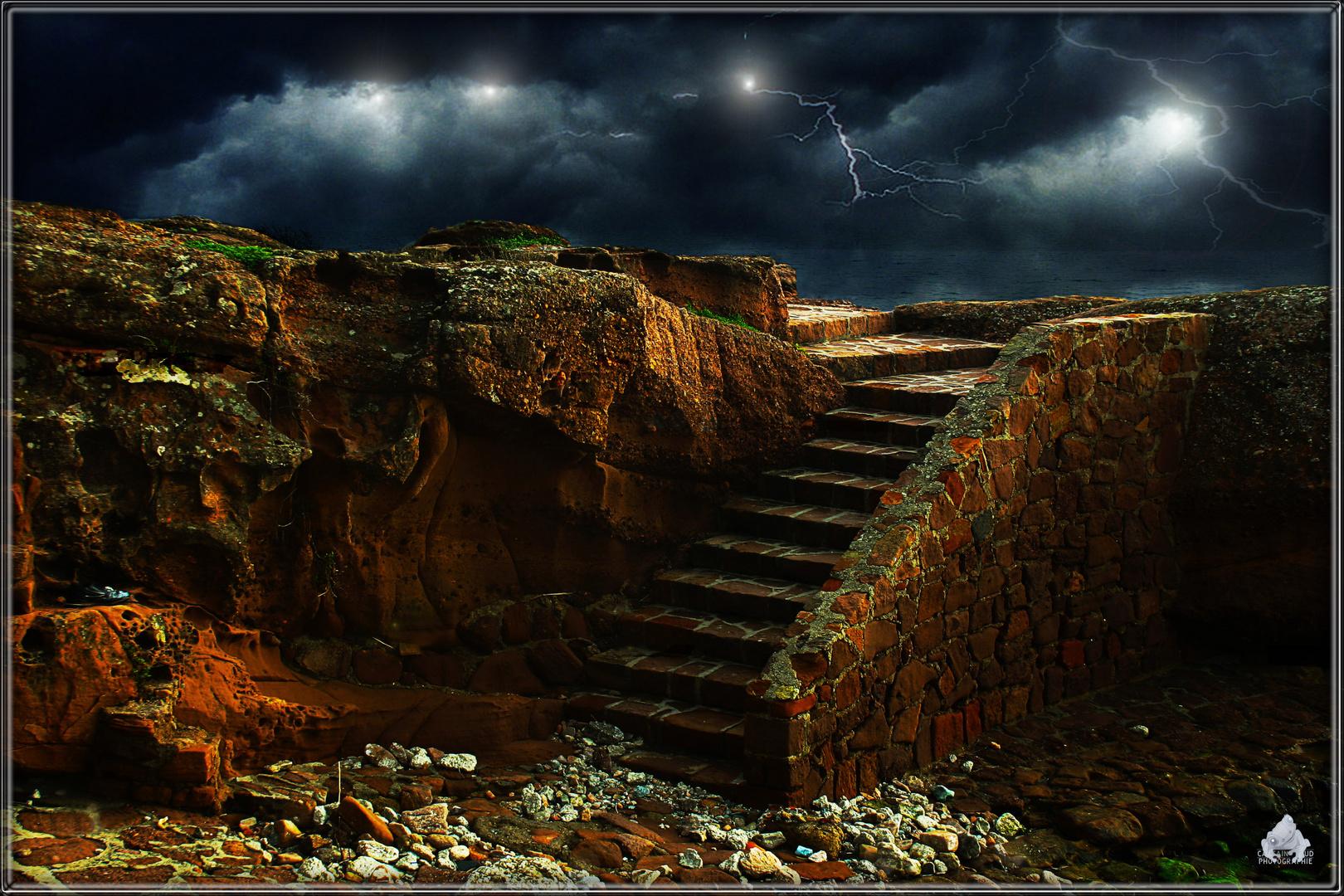Les escaliers de l'Apocalypse