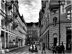 Les façades de Prague