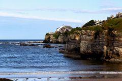 les falaises de St.Andrews