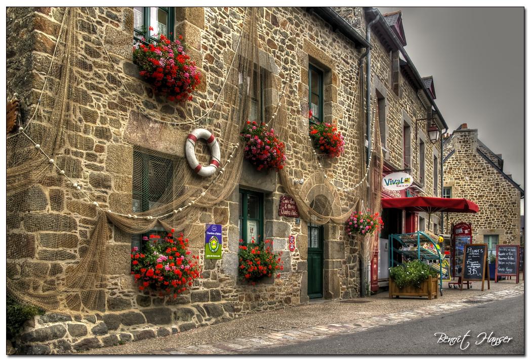 Les filets de Saint-Suliac
