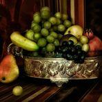 Les fruits de saison .