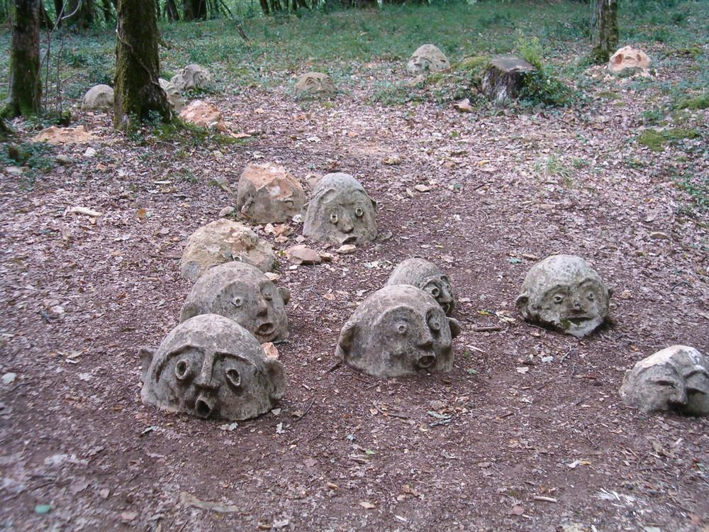 Les gnomes sont arrivés
