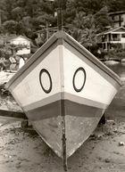 les gros yeux du bateau
