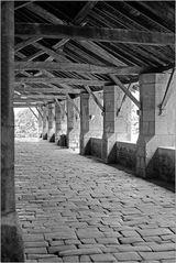 Les Halles de Couhé