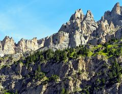 Les hautes montagnes, mes amies! - Wo Berge sich erheben, da ist mein Heimatland!