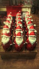 Les hommes de Noël sont en route.....