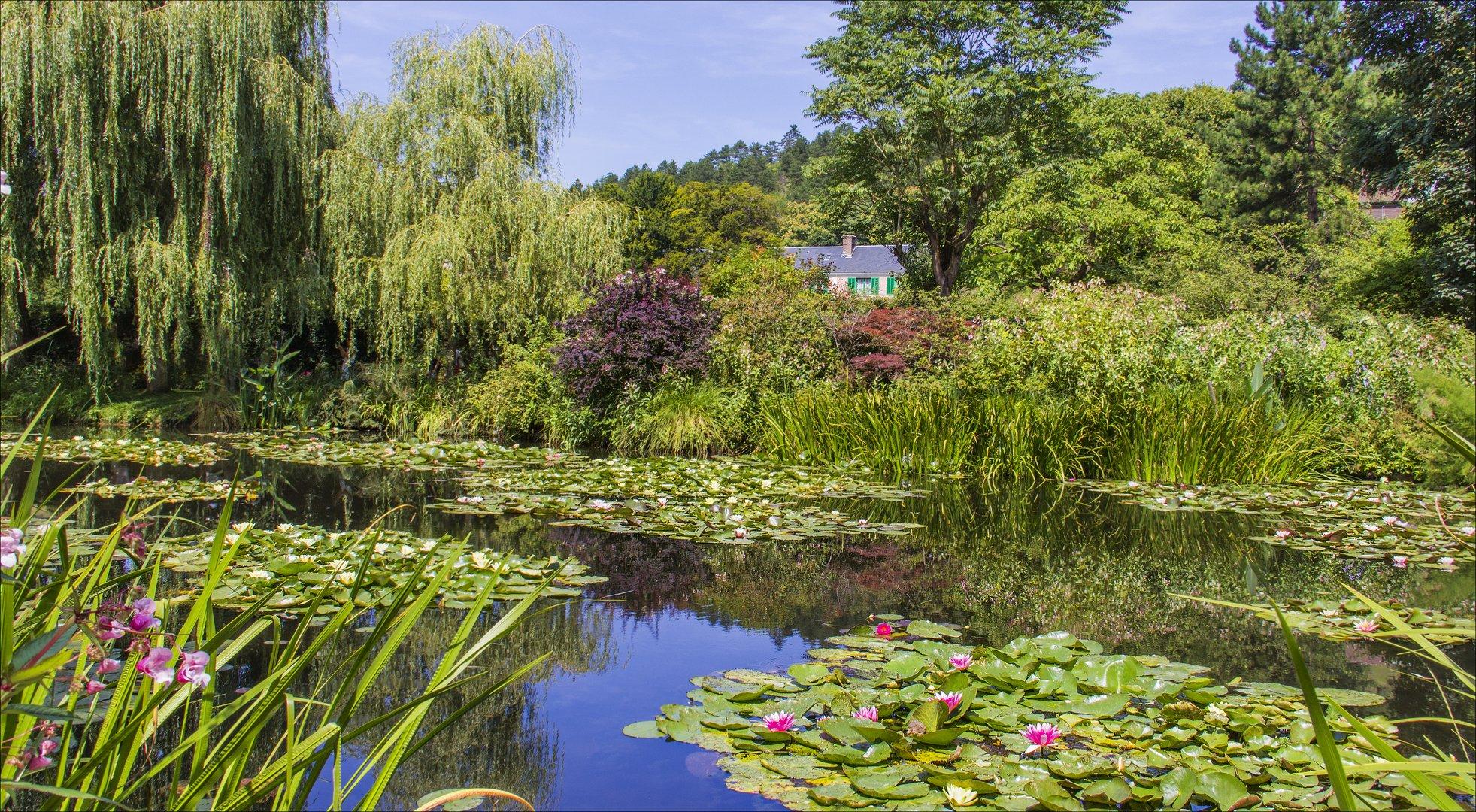 Les jardins de Claude Monet photo et image | animations photographiques, exercices photo 2020 ...