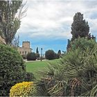 Les jardins du Parador de Tortosa