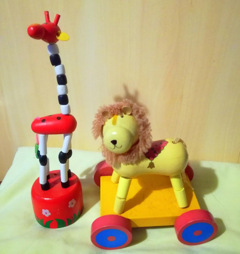 Les jouets de mon enfance ....
