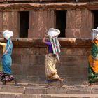 Les lavandières de Badami