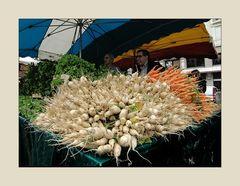 Les marchands de légume