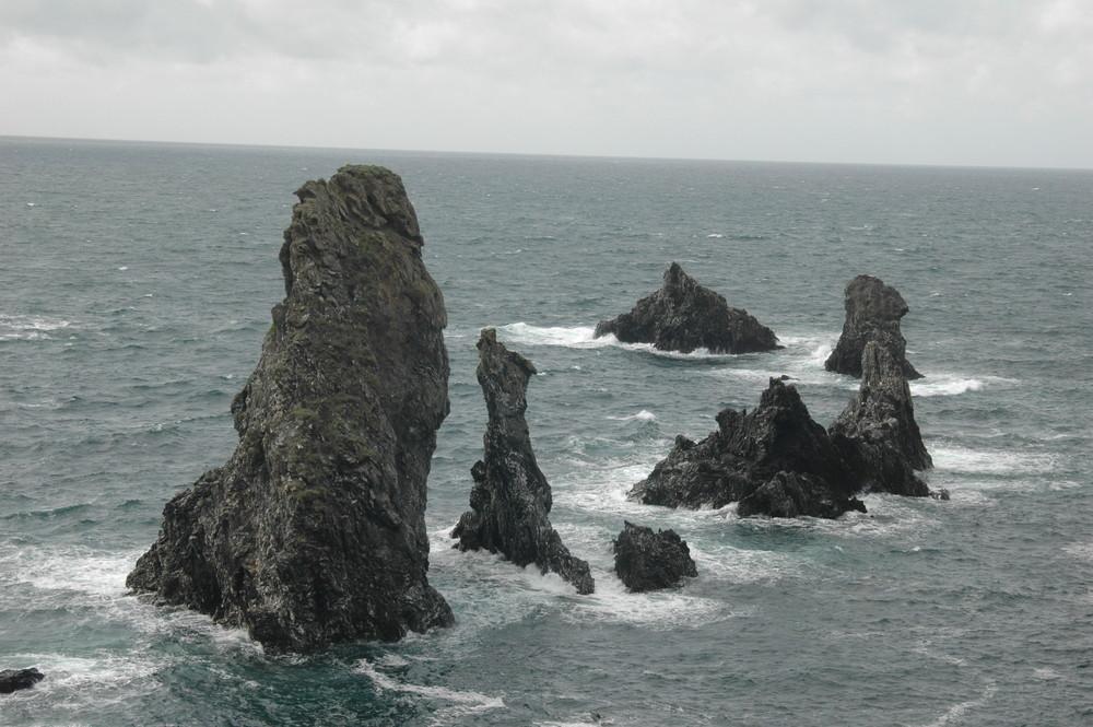 Les Megalithes auf der Belle-Ile- en-mer