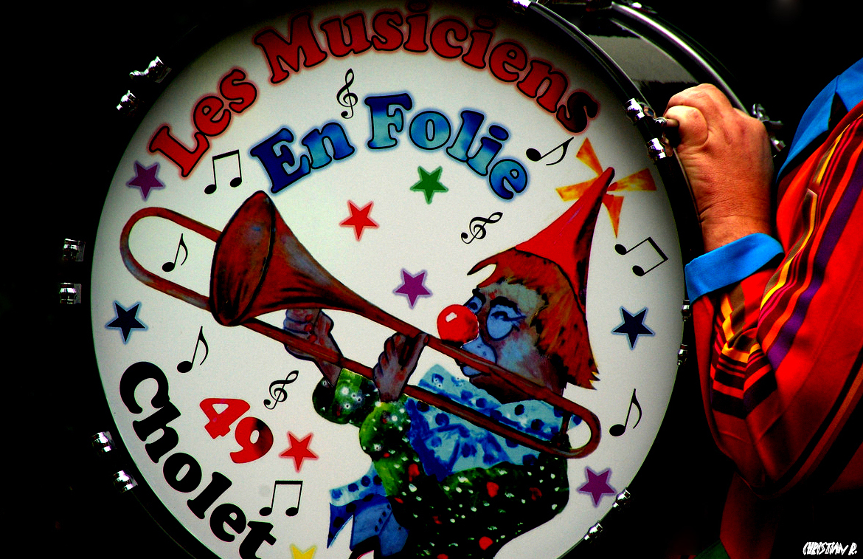 Les musiciens en folie...