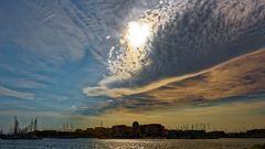 les nuages rêvent