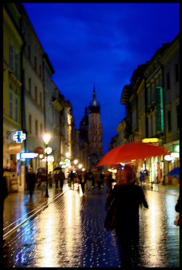 les parapluis