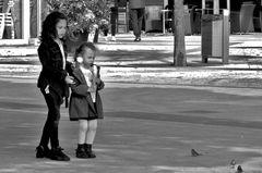 Les Petites Filles à la Glace....