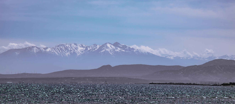 Les Pyrénées et la mer