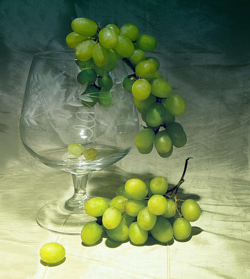 Les raisins et le verre