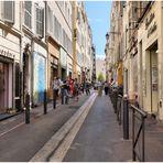 Les rues du Panier