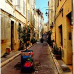 Les rues du Panier (3)