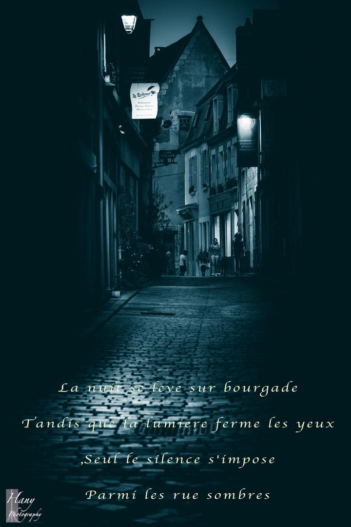 Les Rues Sombres