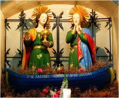 Les saintes des... Saintes