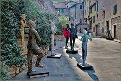 les statues de Sassetta ...