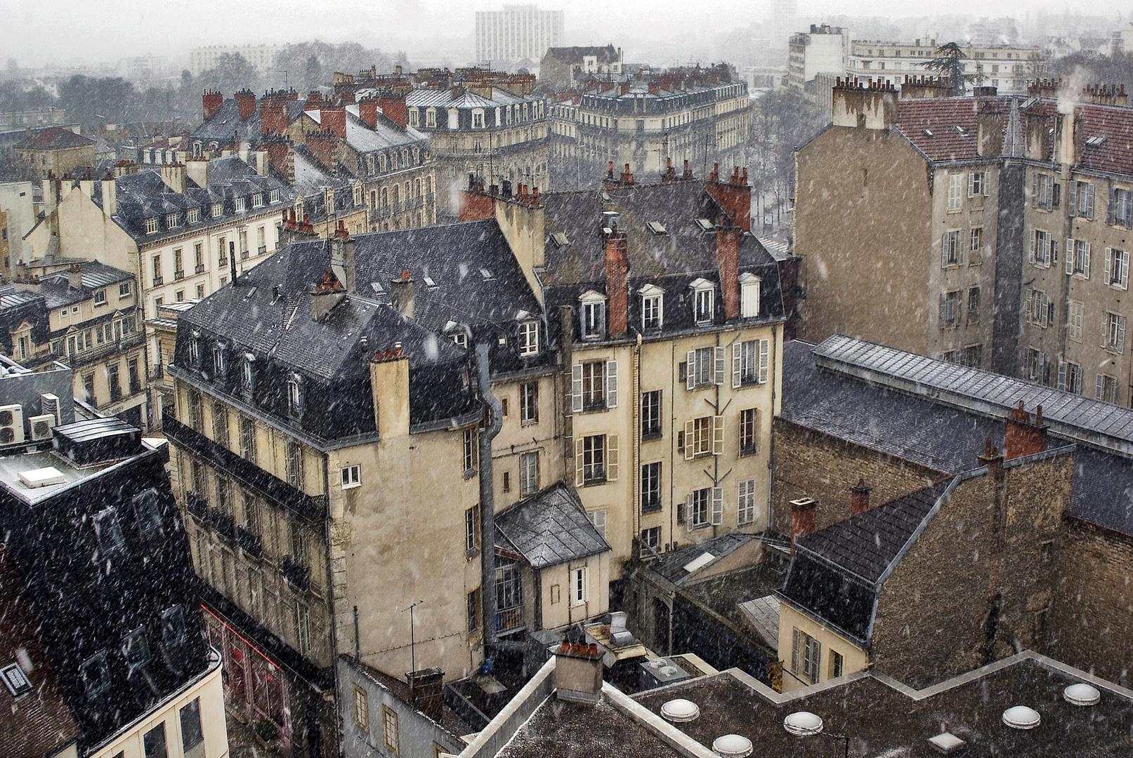 Les toits de Dijon