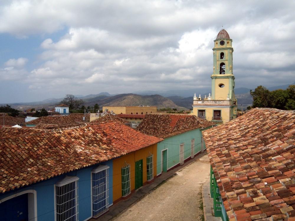 les toits de Trinidad