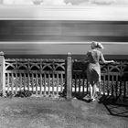 Les trains qui passent