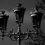 Les trois lampes
