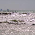 Les trois pétroliers ...