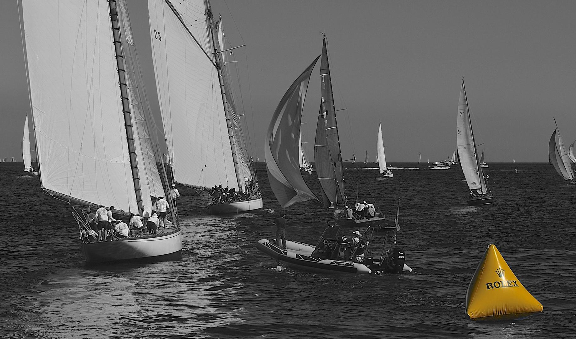 Les Voiles de Saint Tropez 2012 , II