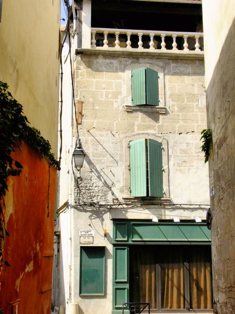 Couleur Volet En Provence les volets verts photo et image | europe, france, provence