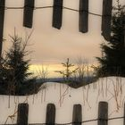 Les Vosges depuis la route des crêtes
