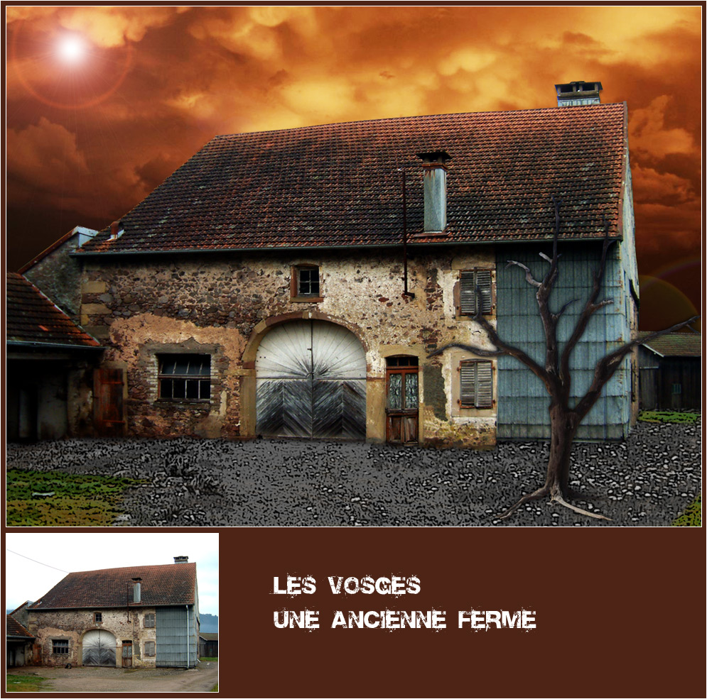 Les Vosges : Une ancienne ferme