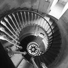 L'escalier du temps - Phare des baleines