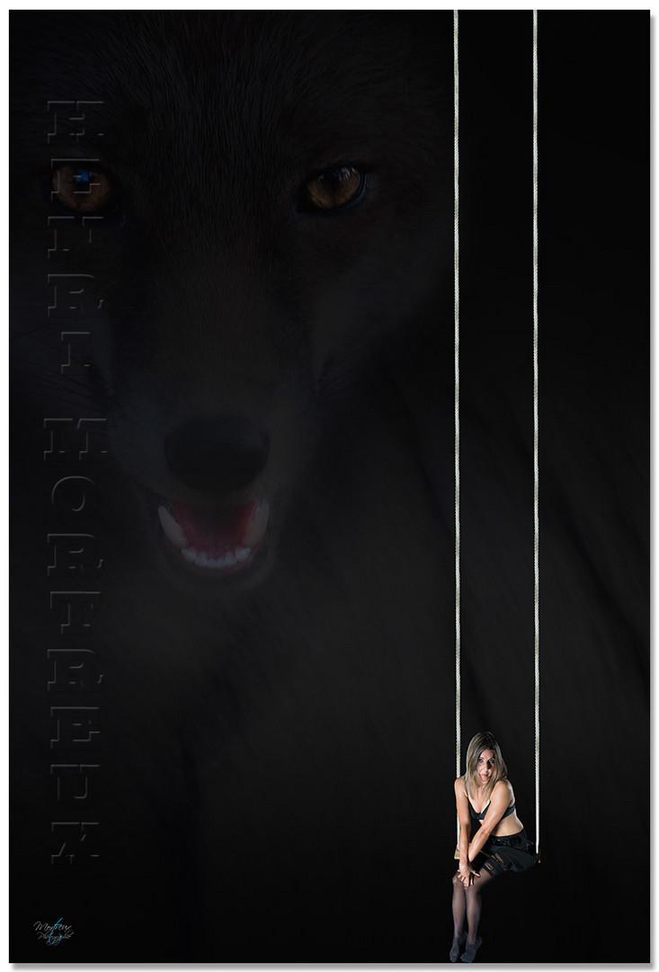 L'escarpolette et le loup