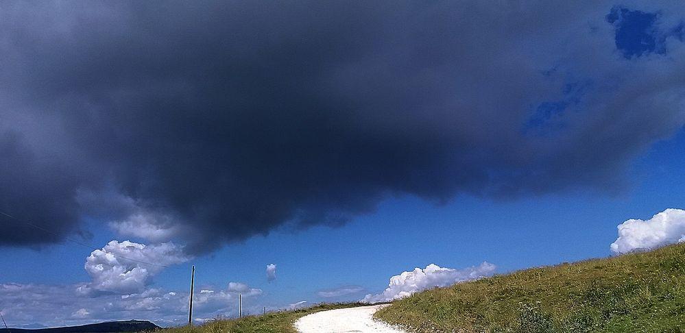 Lessinia e..nuvole 4