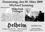 Lesung im Helheim in Leipzig
