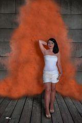 Let it be... orange!