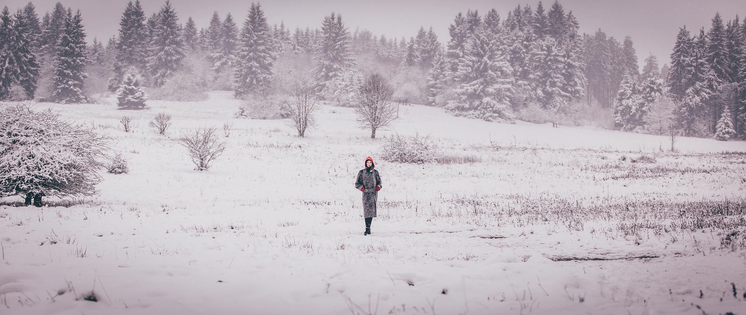 Let it snow, let it snow, let it snow.