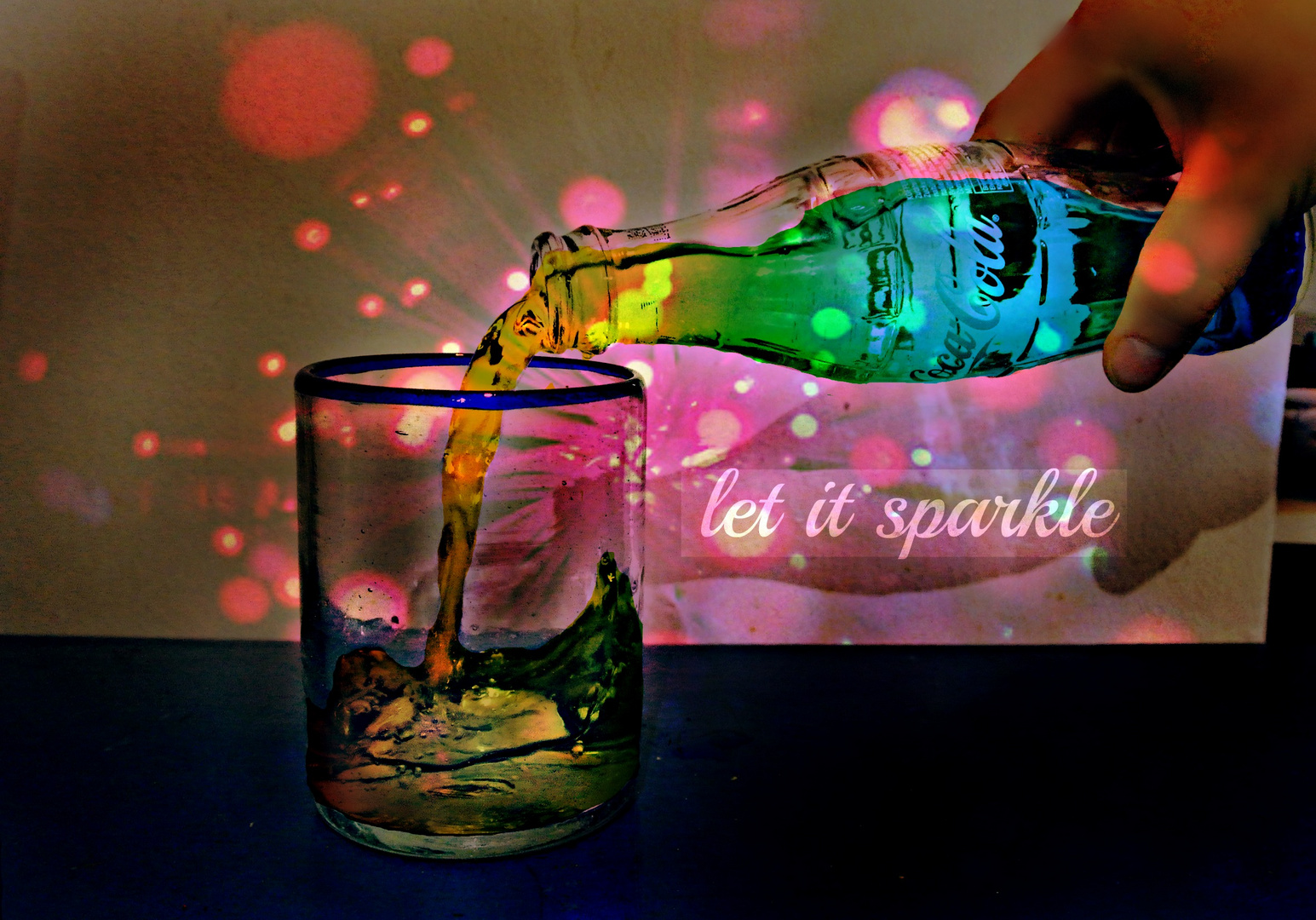 Let it sparkle