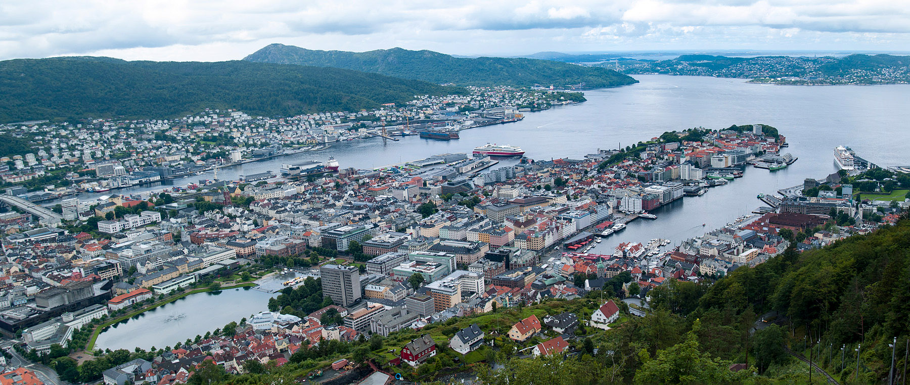 L'ete a Bergen