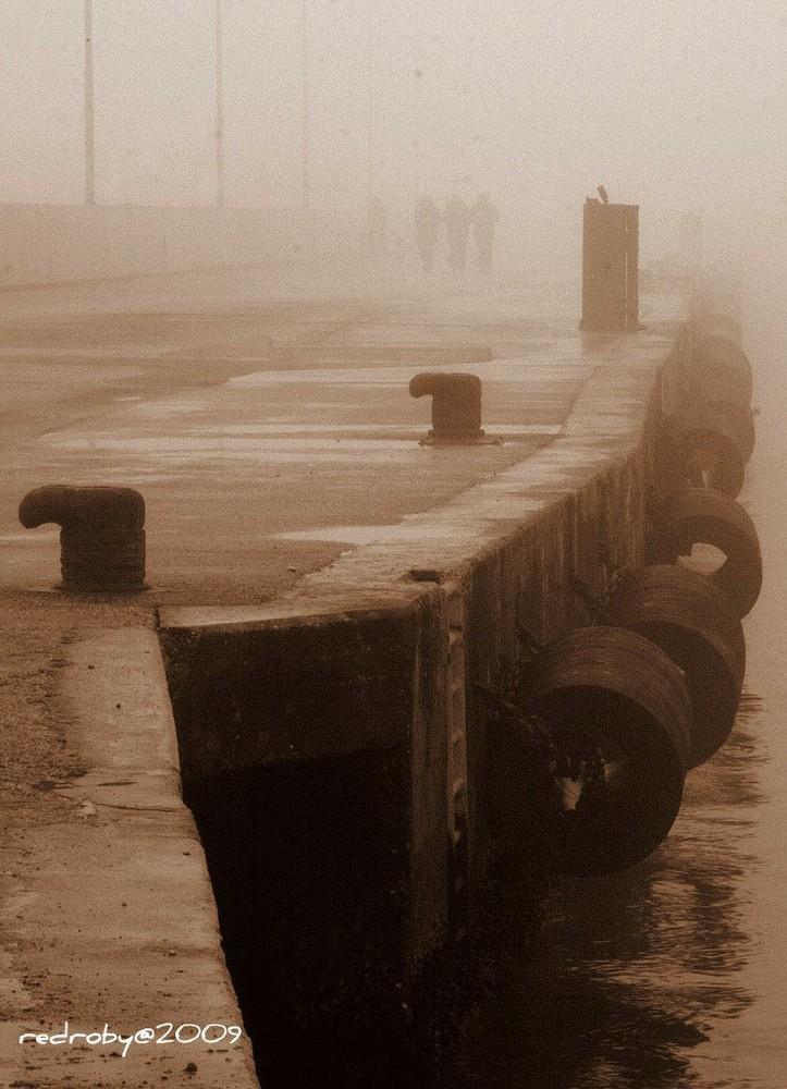 L'eternità e un giorno di nebbia
