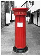 Letter Box mit Color Key